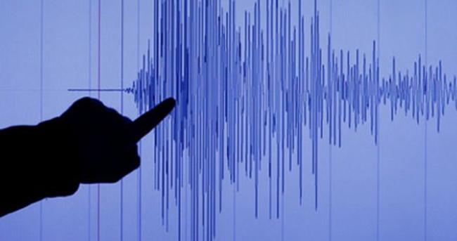 Antalya'da 4 şiddetinde deprem