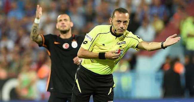 UEFA'dan Çakır ve Özkahya'ya görev