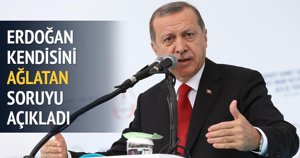 Cumhurbaşkanı Erdoğan: Eser ve hizmetleri birilerine rağmen yaptık