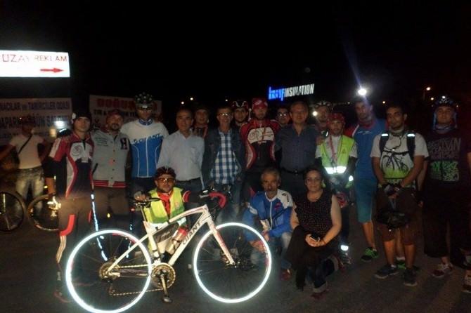 Bisiklet Dünyası Ankara Yolcularını Karşıladı