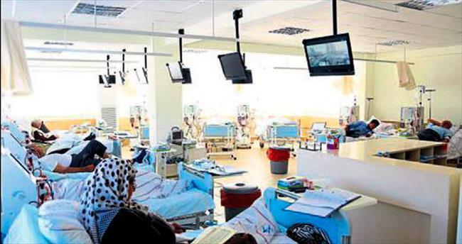 5 yıldızlı devlet hastanesi