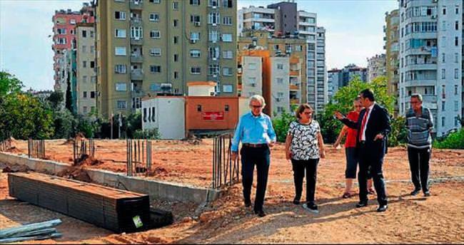 Alzheimer merkezi Çukurova'ya kuruluyor