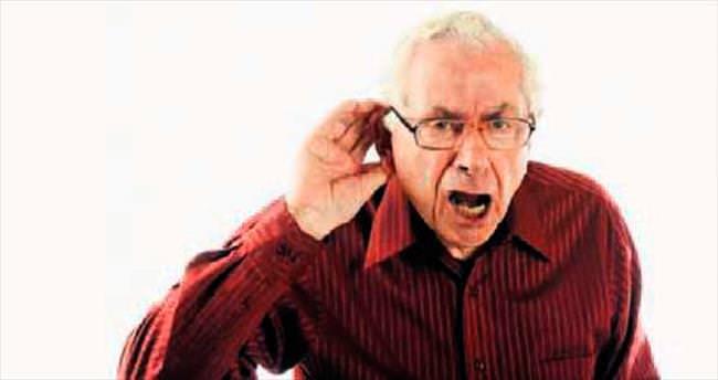 Yaşlılarda, işitme kaybında ölüm riski
