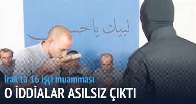 'Türk işçiler serbest' iddiası doğrulanmadı