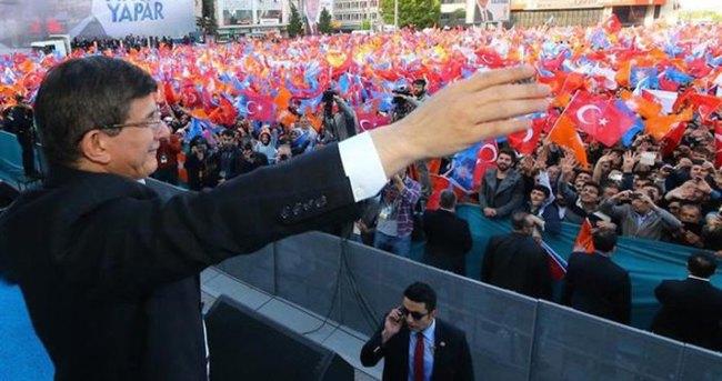 AK Parti'nin ilk mitingi o ilde olacak