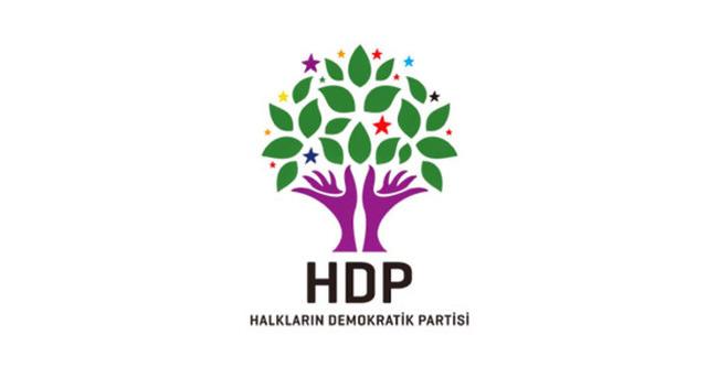 HDP'de flaş istifa