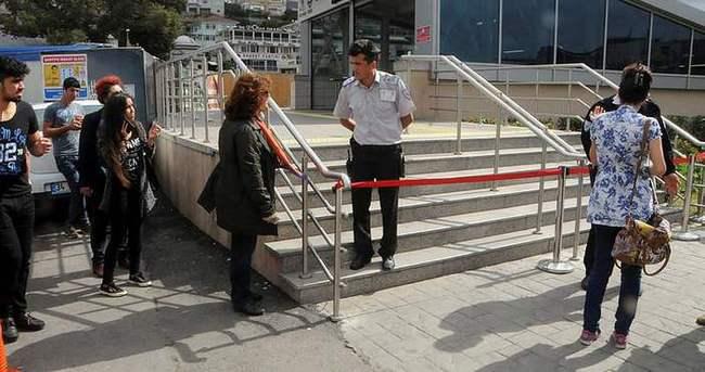 Marmaray'ı durduran arıza