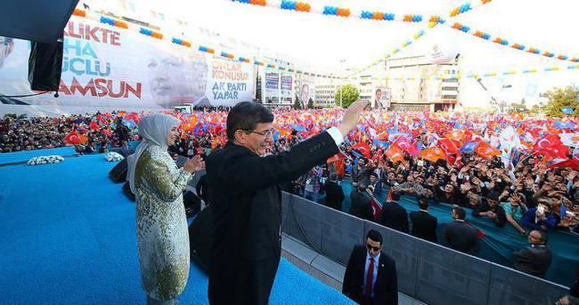 AK Parti miting maratonuna başlıyor