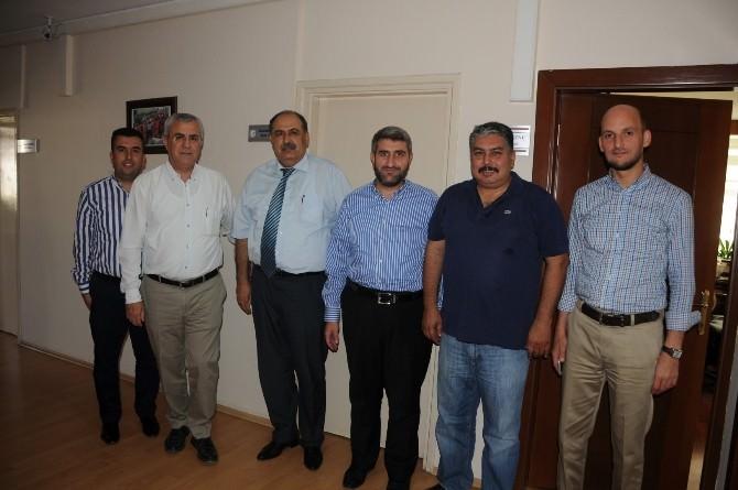 Anadolu Aslanları'ndan AFAD'a Ziyaret