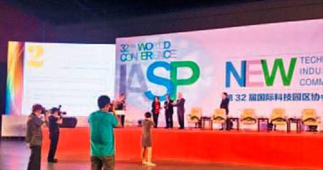 Bilkent Cyberpark Çin'de ikinci oldu