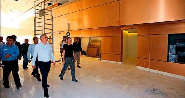 Denizli'ye sanat merkezi müjdesi