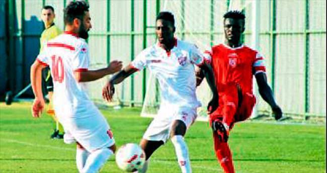 Ganalı golcüyü yönetim uyardı