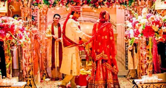 2016'ya milyon $'lık Hint düğünleri damga vuracak