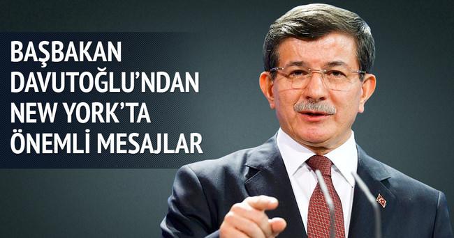 Davutoğlu: Seçimlerden sonra siyasi istikrar devam edecek