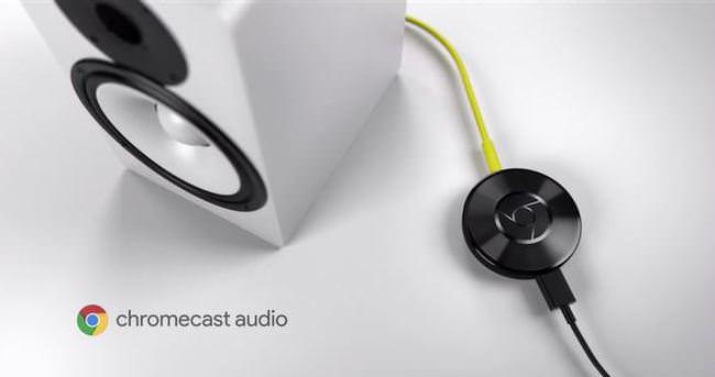 Google'ın yeni cihazları: Chromecast 2 ve Chromecast Audio