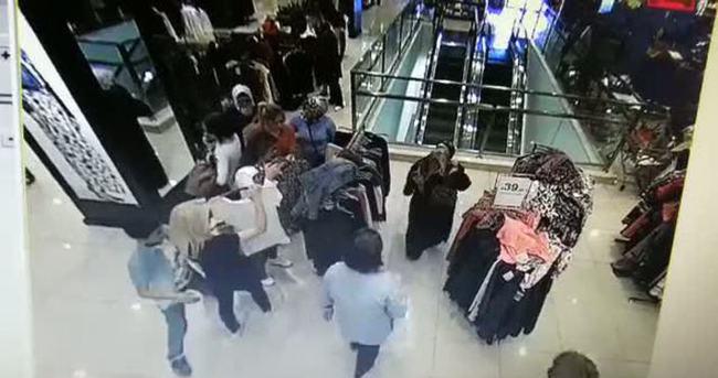 12 yaşındaki çanta hırsızı Güven Tim'lerine yakalandı