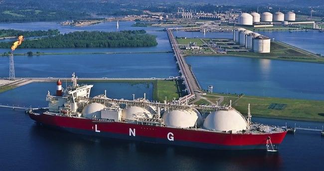 Sıvılaştırılmış doğalgaz ihracatında zirve değişmedi!