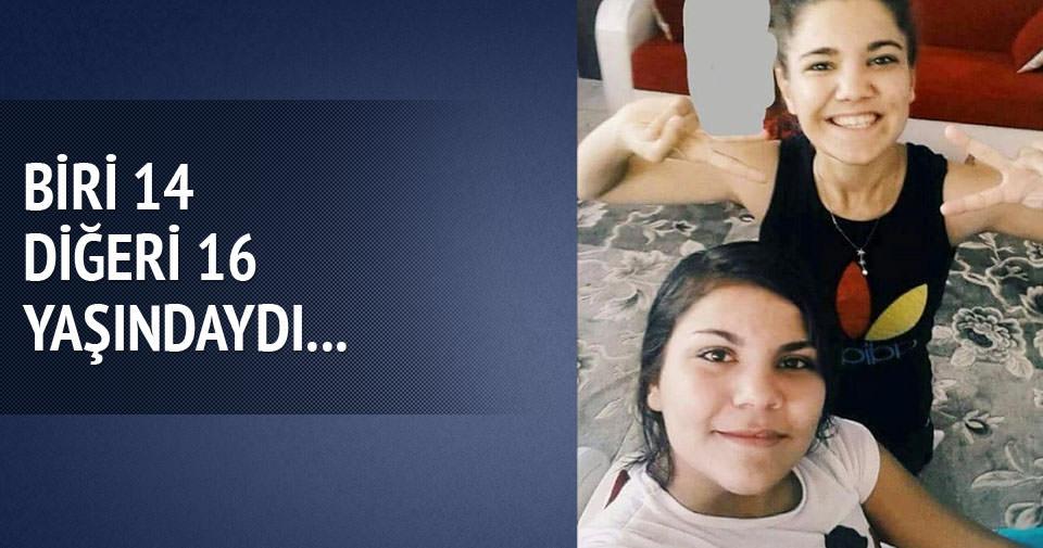 2 kız kardeş iki gündür kayıp