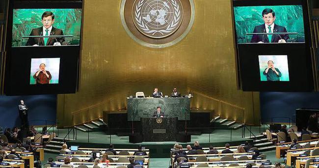 Başbakan Davutoğlu'nun New York'taki temasları devam ediyor