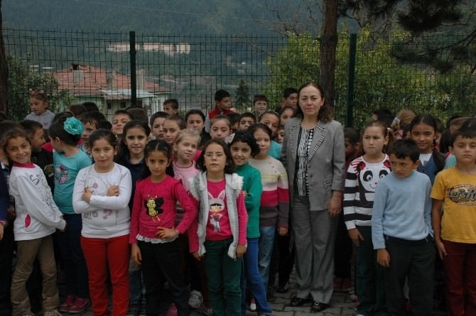 Kaymakam Işık İlköğretim Haftası Programına Katıldı