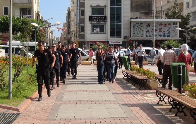Yolu Trafiğe Kapatan Göstericiler Adliyeye Sevk Edildi
