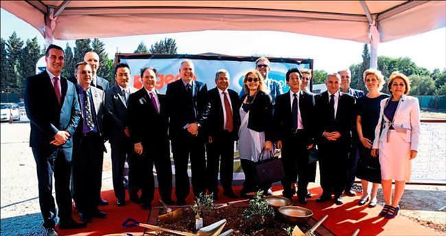 Japon şirketinden İzmir'e dev yatırım