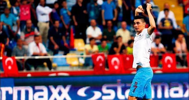 Trabzonspor'un sorunu kanatlar!