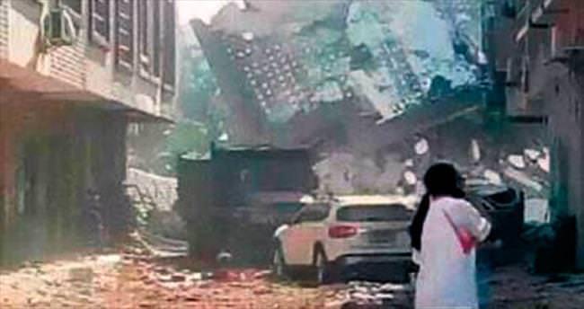 Çin'de bir kentte 15 bombalı saldırı