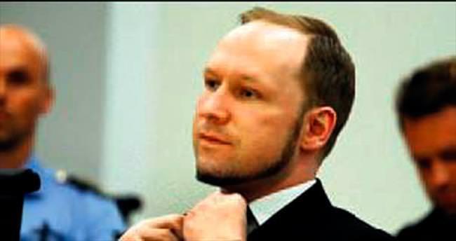 Breivik'ten ölüm orucu tehdidi