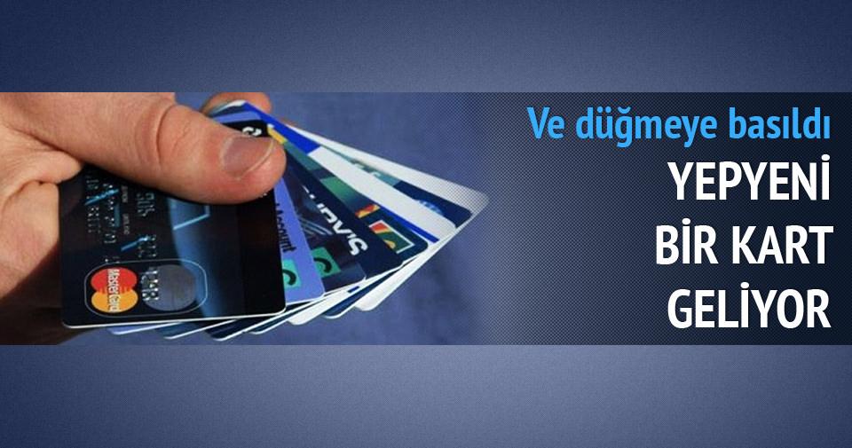 TROY! Milli kredi kartı geliyor