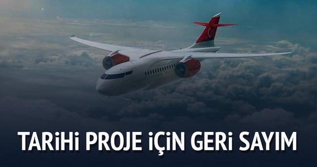 TRJet! Milli yolcu uçağı geliyor