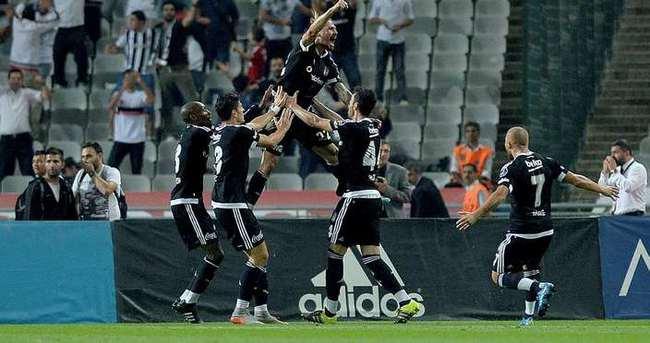 Beşiktaş - Sporting Lizbon maçı ne zaman saat kaçta hangi kanalda?