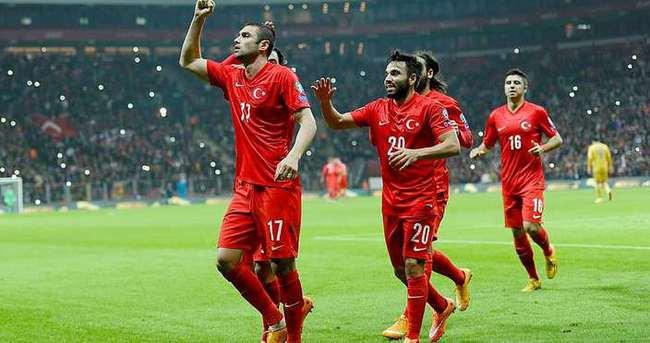 Türkiye 9 basamak yükseldi