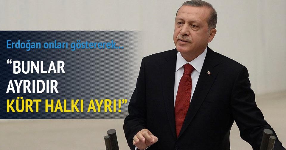Cumhurbaşkanı Erdoğan yeni yasama yılının açılış konuşmasını yaptı