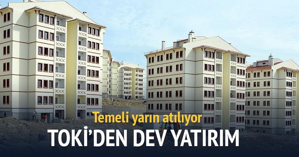 TOKİ Bursa'ya Büyük Sanayi Sitesi yapıyor