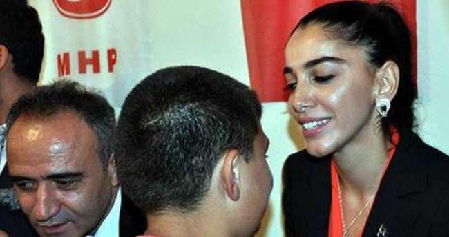 En genç kadın milletvekili adayı MHP'de