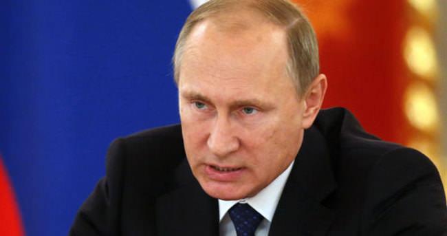Putin'den o iddialara yanıt geldi