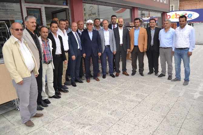 AK Parti Kayseri Milletvekili Adayı Mustafa Elitaş:
