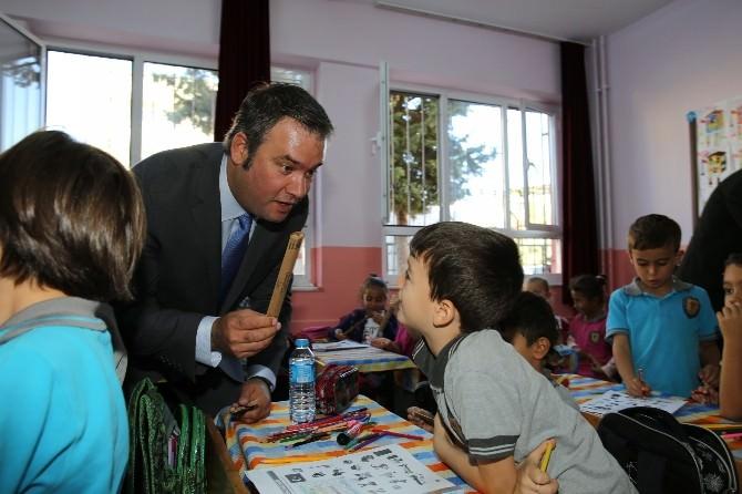 Piriştina'ya 40 Gün 40 Gece 40 Okul Teşekkürü