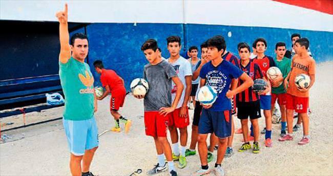 Mersin'in gençleri başarıya odaklandı