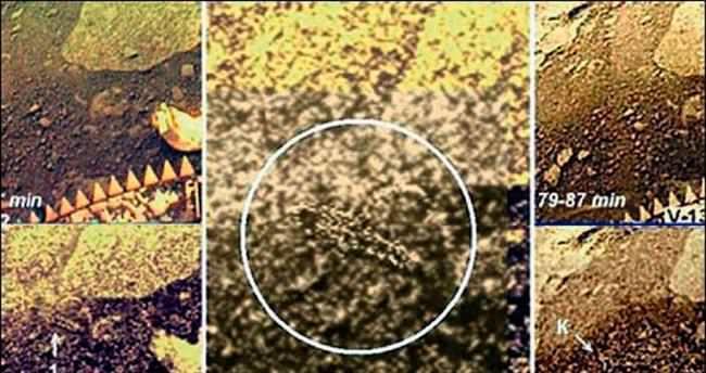 Bu fotoğraf 30 yıl önce Venüs'te çekildi