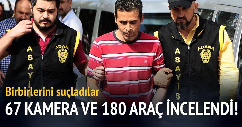 Polis 67 kamera ve 180 aracı inceleyip yakaladı