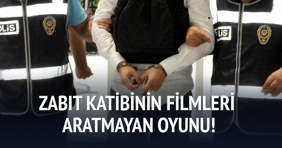 Verilen cezayı değiştiren katip tutuklandı!