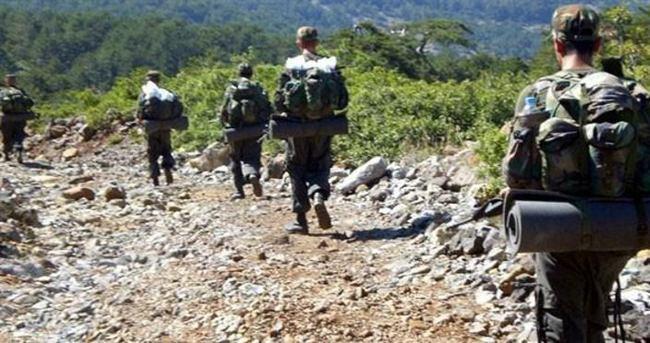 Van Özalp'te çatışma: 1 PKK'lı ölü, 2'si PKK'lı 3 yaralı