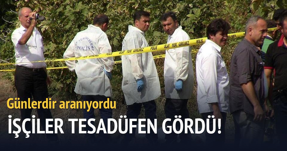 4 gündür aranıyordu cesedi bulundu