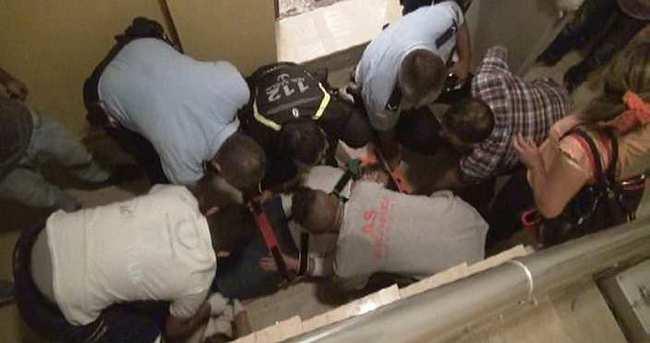 Asansör boşluğuna düşen işçi öldü