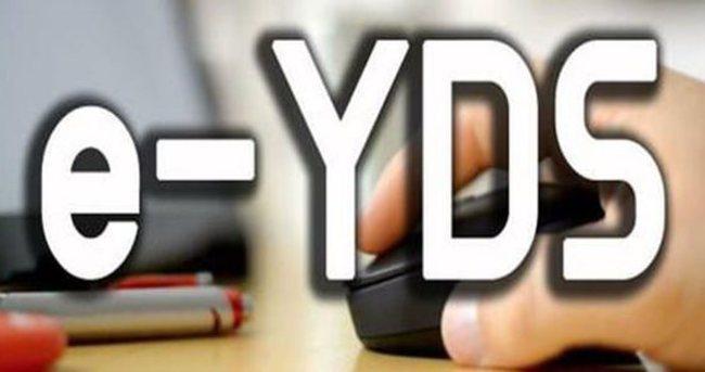 ÖSYM e-YDS başvurular ne zaman?