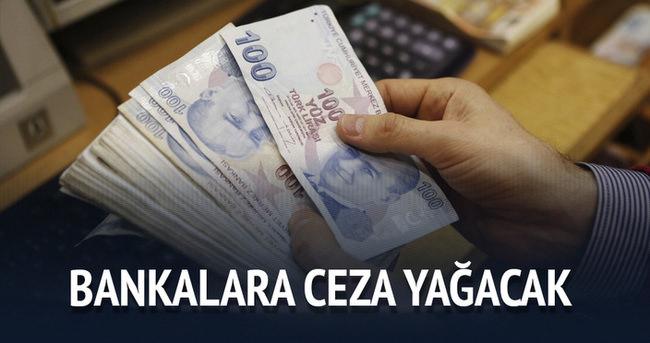 BDDK yasadışı ücret cezalarını ağırlaştırıyor
