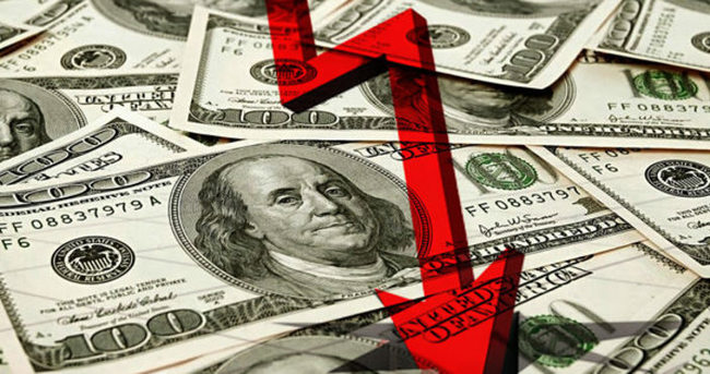 ABD istihdam verisi sonrasında dolarda sert düşüş