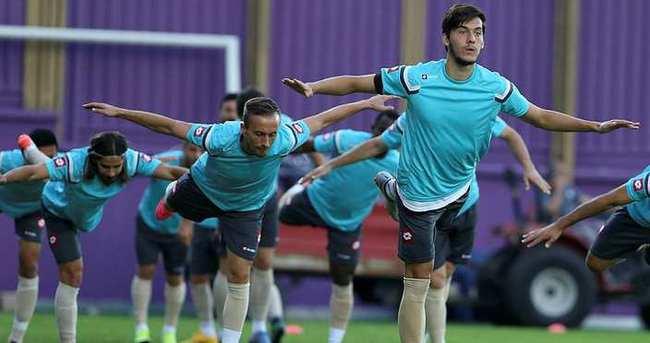 Osmanlıspor, Gaziantepspor maçına hazır